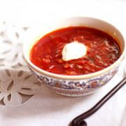 Borç Çorbası - Borsh