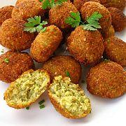 Falafel - Vejeteryan Kroketleri