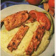 Kabak Püreli Tavuk