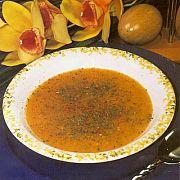 Kıymalı Tarhana Çorbası