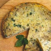 Pirinçli Omlet