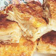 Sodalı Peynirli Yufka Böreği