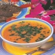 Taze Tarhana Çorbası