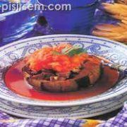 Patlıcanlı Kuzu Kebabı