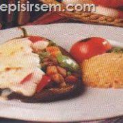 Patlıcanlı Saksı Kebabı