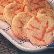 Portakal Kabuklu Bisküvi