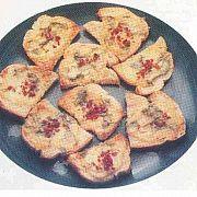 Fırında Peynirli Ekmek