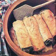 Ispanaklı Kıymalı Börek