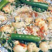 Pirinçli Balık