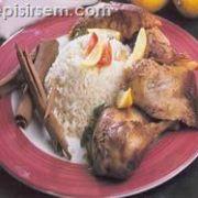 Tarçınlı Tavuk