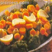 Zeytinyağlı Sebze Sote