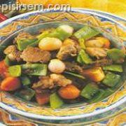 Arpacık Soğanlı Bahçıvan Kebabı