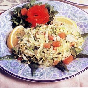 Aşçı Salatası