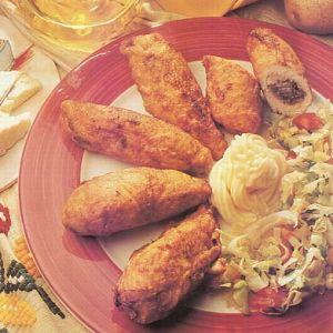 Kaşarlı Tavuk Sarma