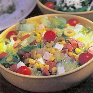 Keyifli Salata