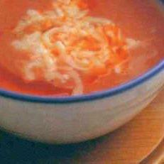 Mantarlı Domates Çorbası