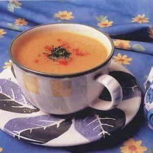 Sebze Ezme Çorbası