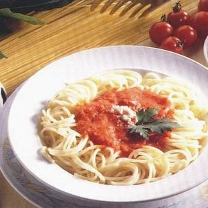 Spagetti Napoliten
