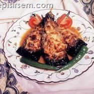 Piliçli Patlıcan Saltanat Kebabı