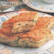 Mayalı ve Peynirli Börek