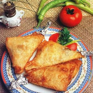 Pirzola Börek