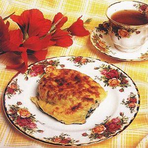 Beşamel Soslu Ispanak Böreği