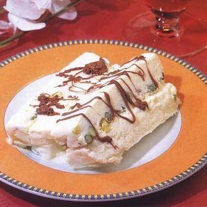 Beyaz Çikolatalı Parfe