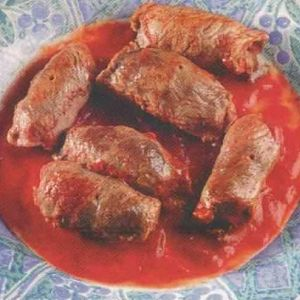 Biftek Rulosu