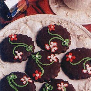 Çikolatalı Bisküviler