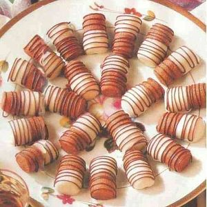 Çikolatalı Rulolar