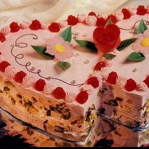 Çilekli Aşk Pastası