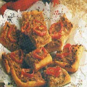 Çökelekli Biberli Çörek