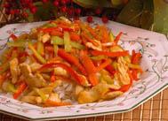 Sebzeli Çin Pilavı tarif tarifi