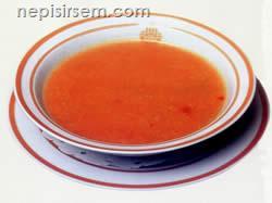 Tarhana Çorbası (4 Kişilik) tarif tarifi
