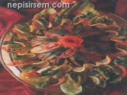 Çevirme anlatımlı resimli tarifi Çevirme video sebze yemekleri