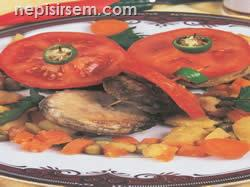 Köfteli Kereviz anlatımlı resimli tarifi Köfteli Kereviz video sebze yemekleri
