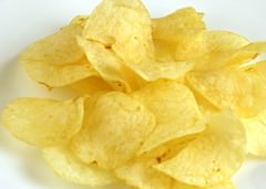 200 kalori Patates Cipsi