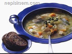 Sebze Çorbası (2) (6 Kişilik) tarifi