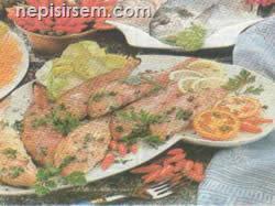 Sirkede Barbunya Balığı  tarifi