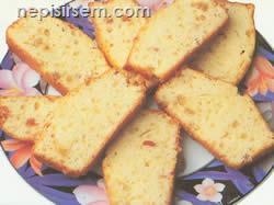 Üzümlü Kek (8 Kişilik) tarifi