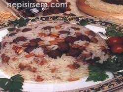 Ali Paşa Pilavı (6 Kişilik) tarifi