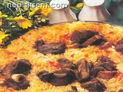 Büryan (8 kişilik) (Rumeli Yemeği) tarifi
