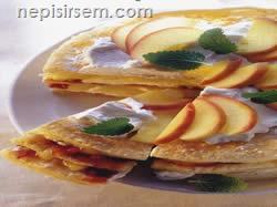 Elmalı Milföy Pasta anlatımlı resimli tarifi Elmalı Milföy Pasta video kekler ve pastalar
