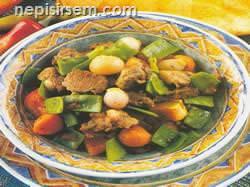 Arpacık Soğanlı Bahçıvan Kebabı (6 Kişilik) tarifi