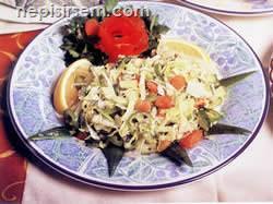Aşçı Salatası  tarifi