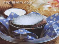 Çikolatalı Sufle (4 Kişilik) tarifi