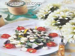 Ahtapot Salatası  tarifi