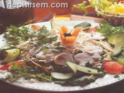 Bahçıvan Salatası  tarifi