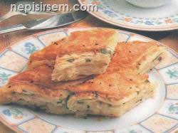 Mayalı ve Peynirli Börek tarifi