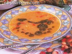 Mercimekli Bulgur Çorbası tarifi